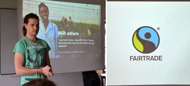 Fairtrade i fokus